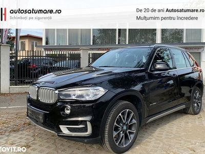 second-hand BMW X5 xDrive30d