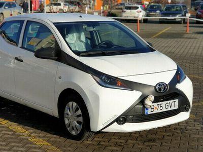 second-hand Toyota Aygo 2016 999cm Benzina + gaz