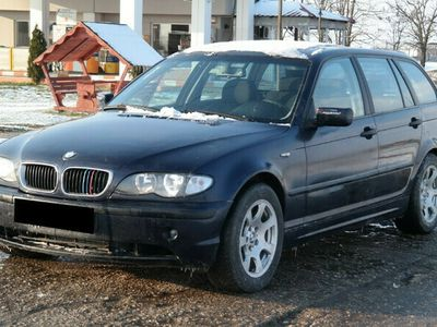 second-hand BMW 318 E46 Facelift d / 320d Facelift - an 2003, 2.0d (Dies