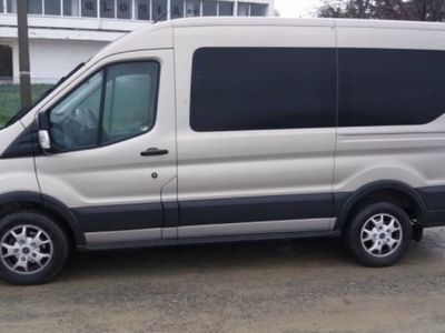 second-hand Ford Transit kombi.an 2018