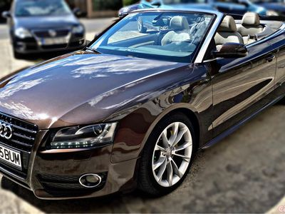 second-hand Audi A5 Cabriolet / quattro / S line / 3.0 d