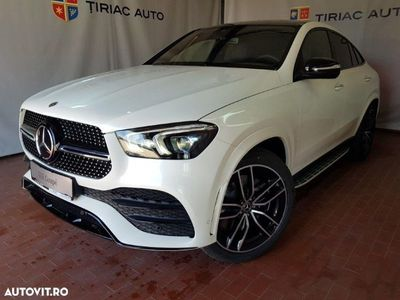 second-hand Mercedes GLE400 GLE Coupe