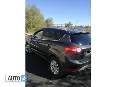 second-hand Ford Kuga 2000