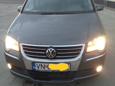 second-hand VW Touran 2.0 tdi