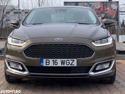 second-hand Ford Mondeo MK5