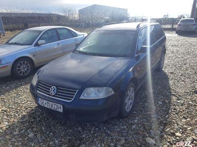 second-hand VW Passat 1.9 tdi 2003