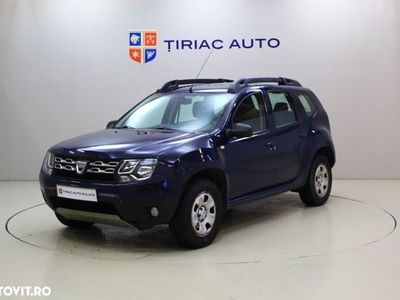 second-hand Dacia Duster