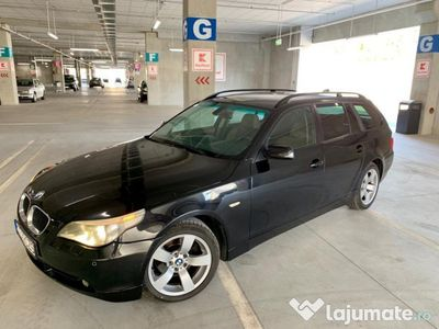 second-hand BMW 525 d break Posibilitate Rate--