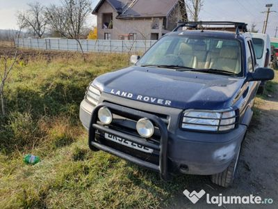 second-hand Land Rover Freelander uk