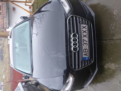 second-hand Audi A4 2013