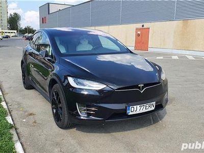second-hand Tesla Model X