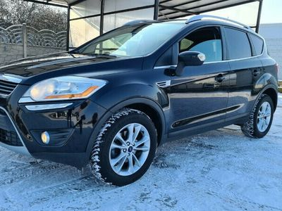second-hand Ford Kuga 2.0 Diesel 163 Cp 2012 Euro 5 4x4 Model Titanium
