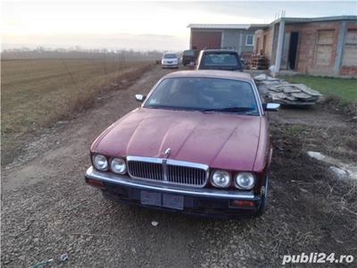 second-hand Jaguar XJ6