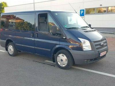second-hand Ford Transit 2.2 Diesel 115 Cp 2012 Euro 5 cu 9 Locuri