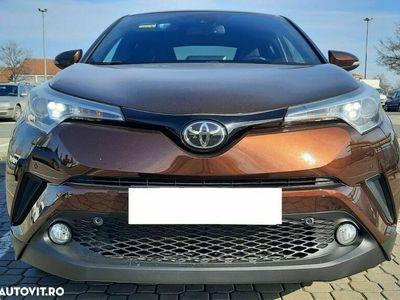 second-hand Toyota C-HR 1.2