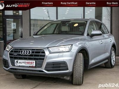 second-hand Audi Q5 | Quattor | Automat | 2017