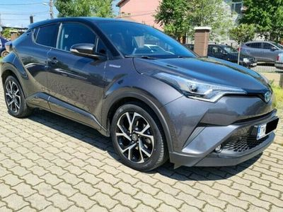 second-hand Toyota C-HR 1.8 Benzina + Electric (Hibrid) 98 Cp 2017/08