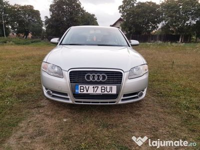 second-hand Audi A4 2007 1.9 TDI