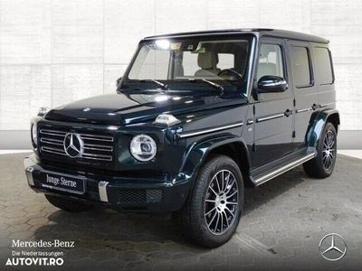 second-hand Mercedes G500 G
