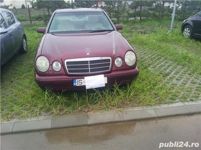 second-hand Mercedes 200 CE