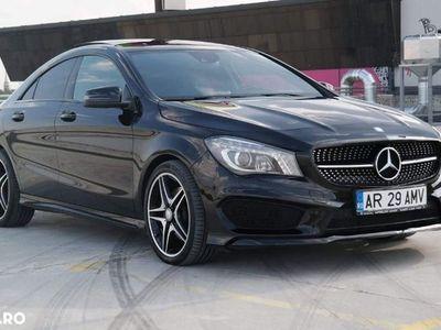 second-hand Mercedes CLA220 CLA