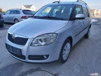 second-hand Skoda Roomster 1,2 b