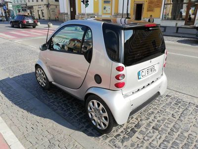 second-hand Smart ForTwo Coupé PASSION - diesel 0.8 TRAPA Panoramica AC automat 2005