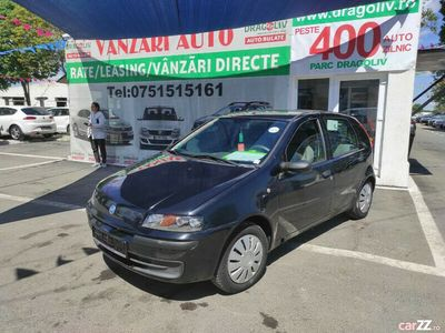 second-hand Fiat Punto 1.3Benzina,2000,Finantare Rate