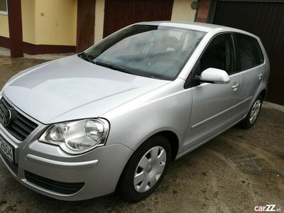 second-hand VW Polo 1,2 BENZINA, AN 2009-recent adus
