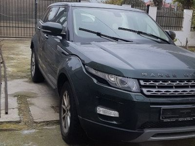 second-hand Land Rover Range Rover 2012 Euro 5