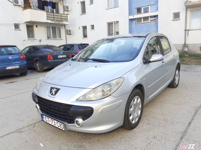 second-hand Peugeot 307 Facelift 1.6 HDI, 2008