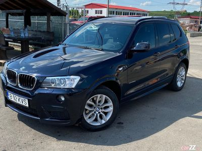 second-hand BMW X3 2,0 x-drive 2013 paket M