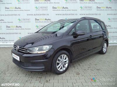 second-hand VW Touran NoulComfortline 2,0 TDI SCR DSG