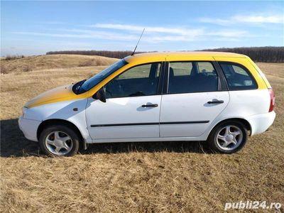 second-hand Lada Kalina an 2012 euro 5 benzina +gpl