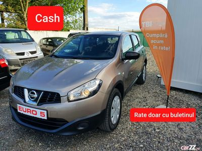 second-hand Nissan Qashqai an 2012 diesel 1 5 dci Euro 5 cash rate