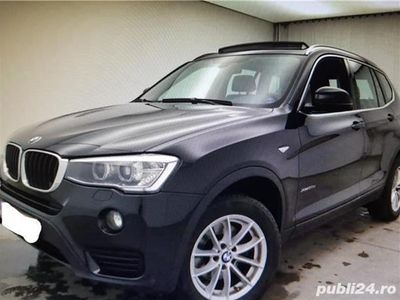 second-hand BMW X3 xDrive190CP