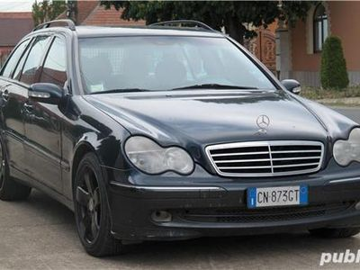 second-hand Mercedes C270 Clasa C