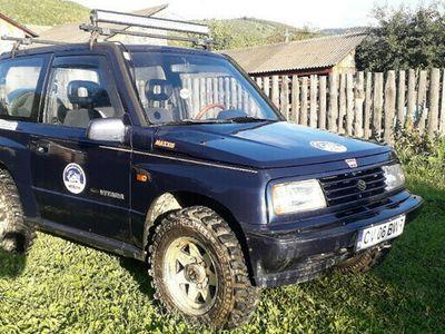second-hand Suzuki Vitara 1.6 4x4