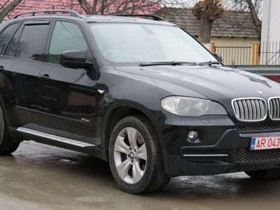 second-hand BMW X5 - an 2010, 3.0d (Diesel)