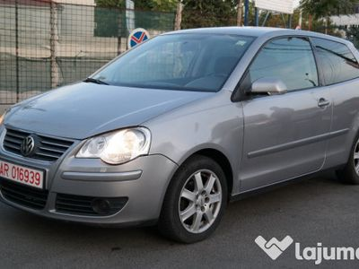 second-hand VW Polo 1.9 TDI Diesel, an 2007