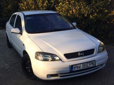 second-hand Opel Astra Njoy, 1.6 16v, 101CP, Ecotec Euro 4, Proprietar