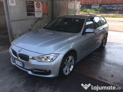 used BMW 318 cdrive 143 cai navigatie led 2015