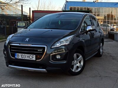 second-hand Peugeot 3008