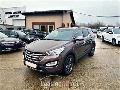 second-hand Hyundai Santa Fe din 2014