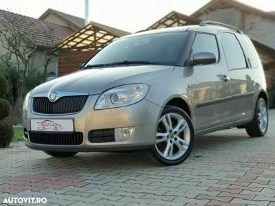 second-hand Skoda Roomster 1.9
