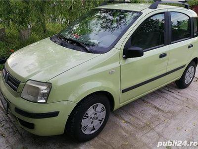second-hand Fiat Panda 2004, benzina