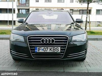 second-hand Audi A8 2.0