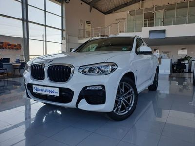 second-hand BMW X4 xDrive20i M Sport Edition