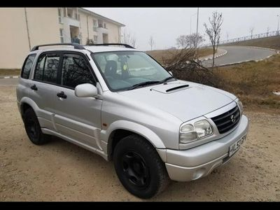 second-hand Suzuki Grand Vitara 2.0 D 4x4