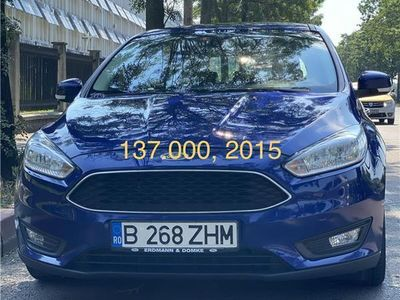 second-hand Ford Focus 2015 1.5 diesel break